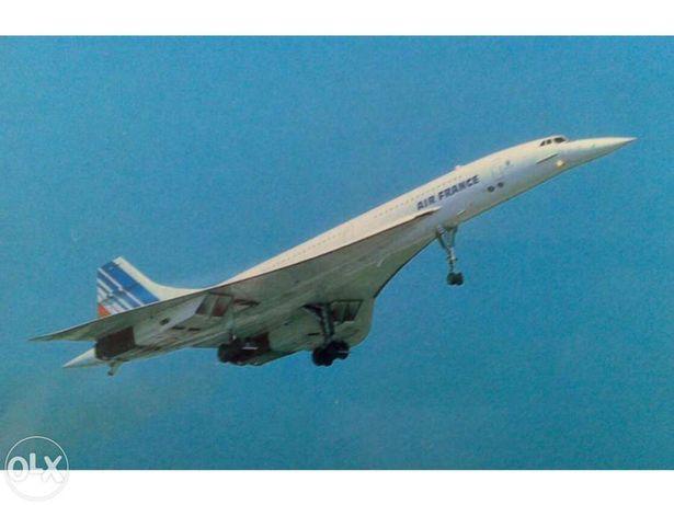 Concorde Air France:Postais