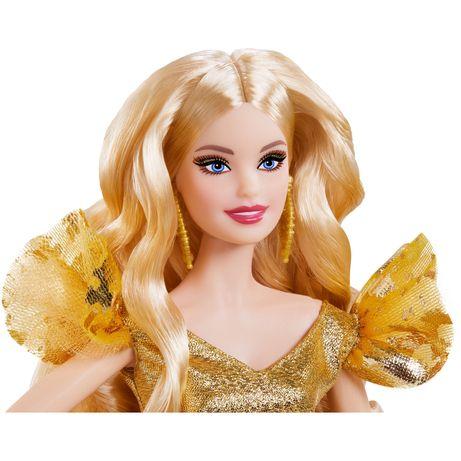Кукла Барби Коллекционная Праздничная 2020 Barbie Signature Holiday