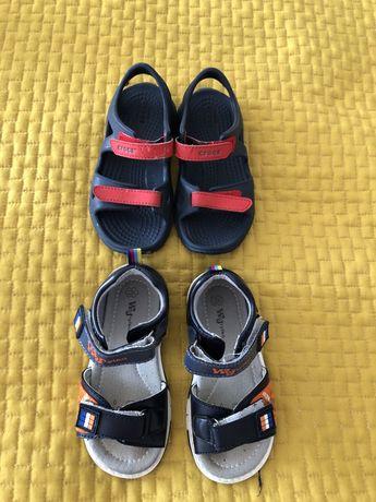 Sandalki chlopiece rozm 25