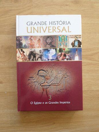 Livro Egipto e os Grandes Impérios