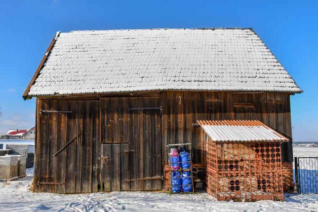 Sprzedam starą stodołę