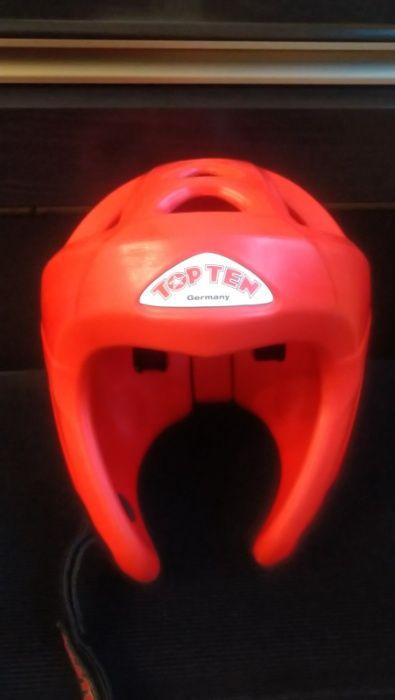 Продам шолом Top Ten   Шлем кикбоксёрский Киев - изображение 1