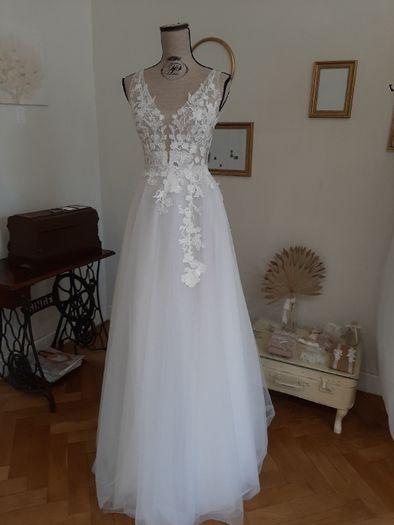 Suknia ślubna Atelier Vie de Chateau