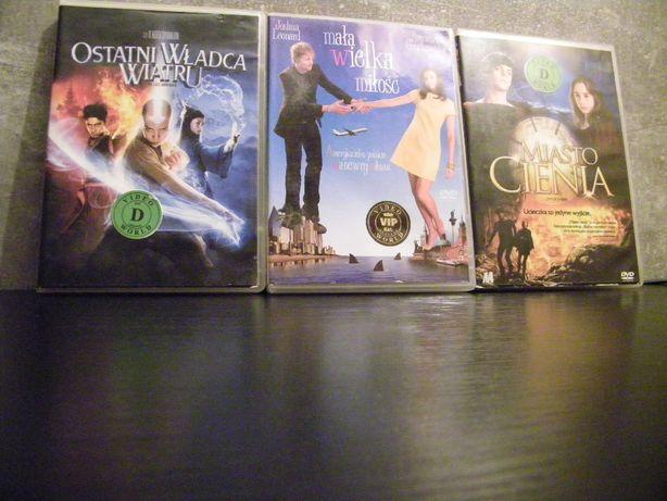 DVD - Płyta - Film