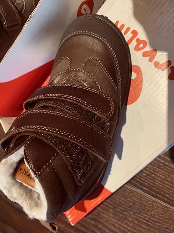 Зима ботинки на меху 27 garvalin