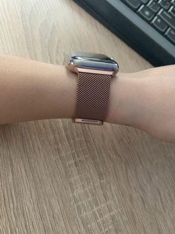 Ремешок на часы apple watch