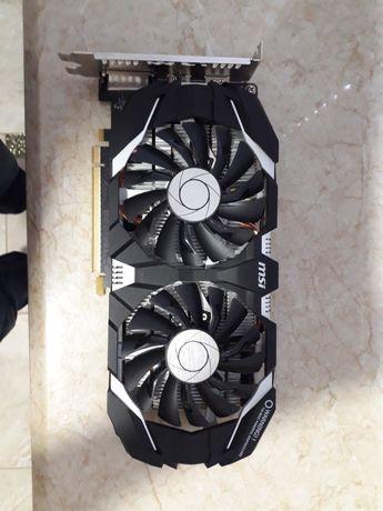 Gtx 1060 6 gb msi