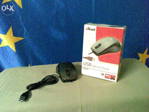 Mouse USB Trust