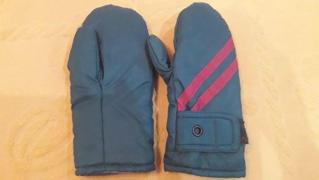 Детские рукавицы