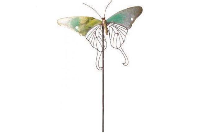 ważka motyl do ogrodu metal prezent decoupage