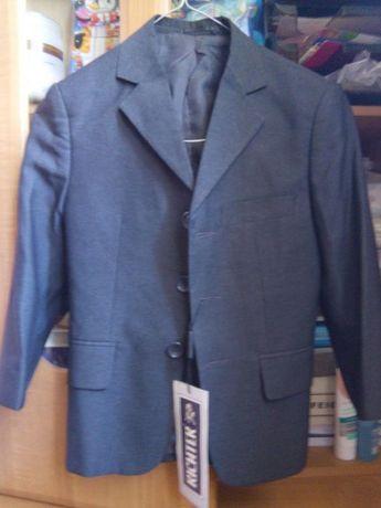 Пиджак школьный. Шведка в подарок