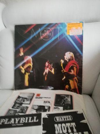 пластинка Mott The Hoople – Mott The Hoople Live(uk)