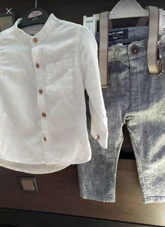 Костюм на годик рубашка и брюки