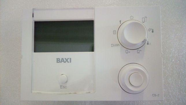 Central de regulação Baxi CS2 Ref. 7 2 1 2 5 7 9