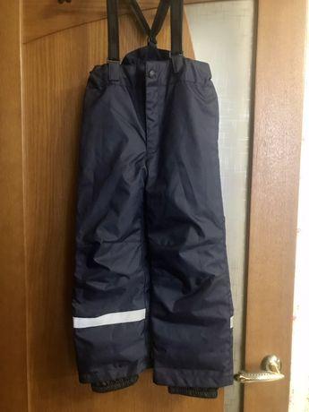 Штаны полукомбез ( лыжные)
