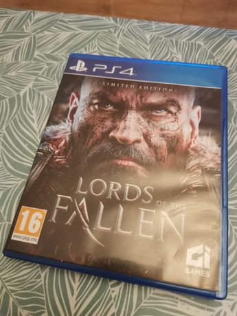 Gra Lords Of The Fallen na Ps4, stan idealny.
