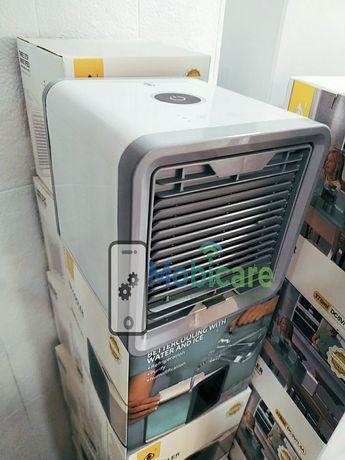 Mini ar condicionado portatil - loja fisica