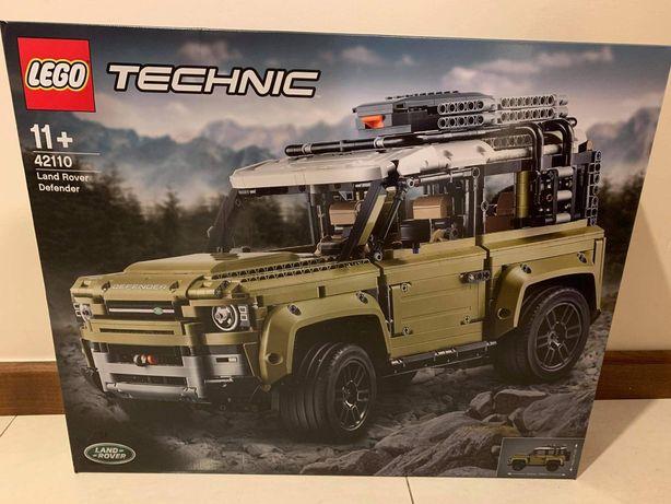 Lego technic 42110 jak nowe