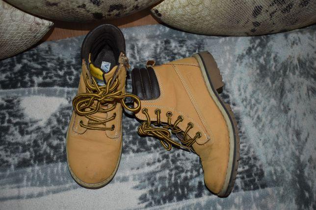 Ботинки сапоги для подростка 34,5 р.