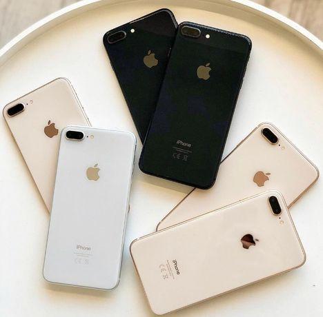 Apple IPHONE 8+ 64 256GB Оригинальные Все Цвета > ГАРАНТИЯ Айфон