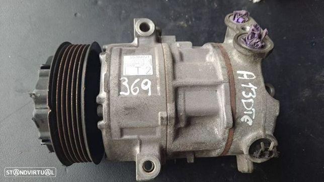 Compressor Ar Condicionado A/C Opel Astra J / Opel Corsa D 1.3 CDTI Ref:55703721