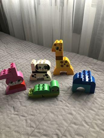Lego duplo 10573 Zwierzeta