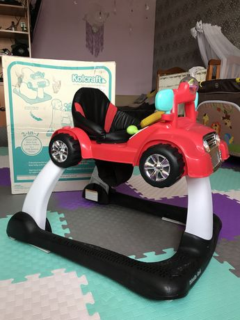 Ходунок толкатор Kolcraft Машинка детская Машина Толкатель не Chicco Х