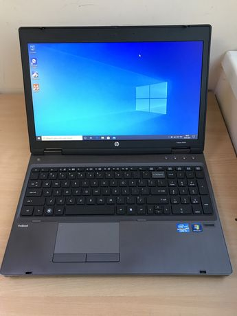 Ноутбук HP ProBook 6570b i5 2520m/4gb/200gb