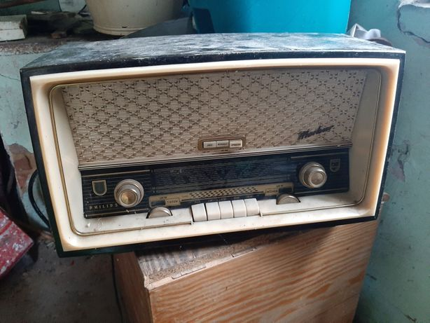 Radio Philips merkur 473