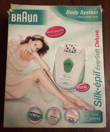 Эпилятор Braun Silk-Epil Ever Soft Deluxе