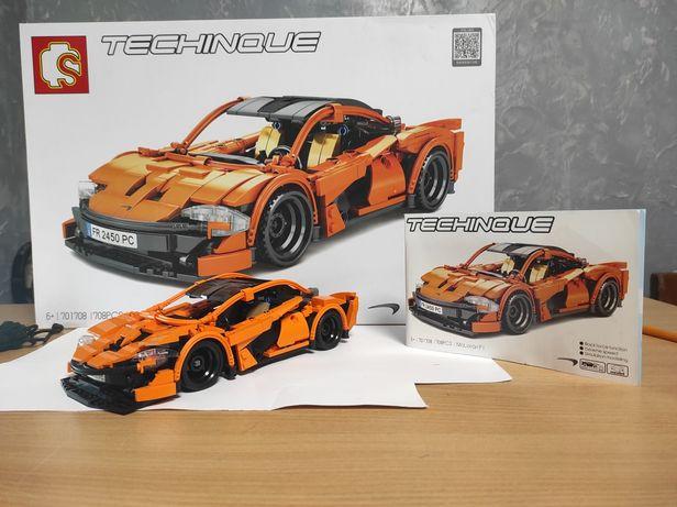 McLoran P1 Lego Technic