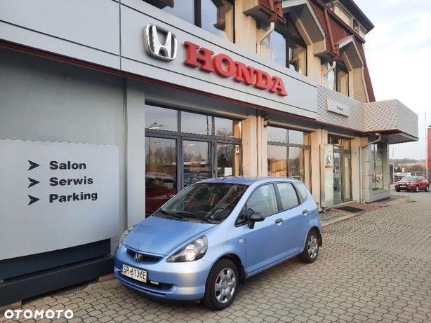 Honda Jazz /Polski Salon/Bezwypadkowy/Mały Przebieg
