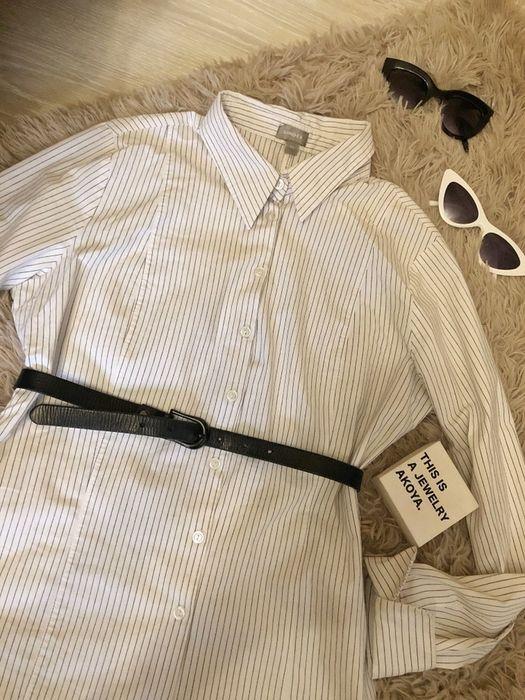 Біла сорочка,рубашка в полоску Черновцы - изображение 1