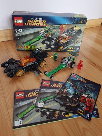 LEGO® 76012 DC Super Heroes - Batman: Pościg Człowieka-zagadki