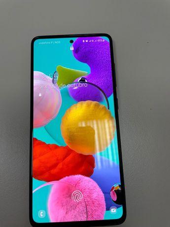 Samsung A51, como novo
