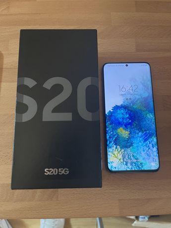 Samsung s20 5G com 12gb ram desbloqueado(ACEITO RETOMA)