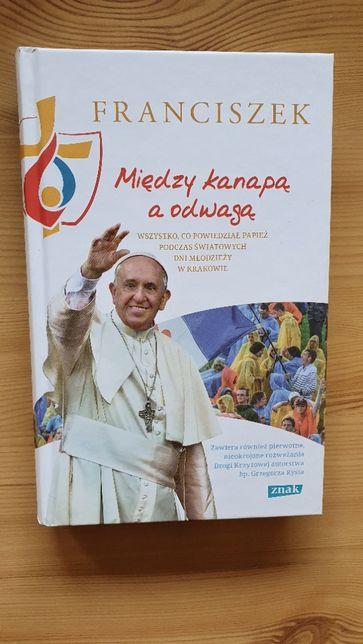 Książka - Franciszek . Między kanapą a odwagą.