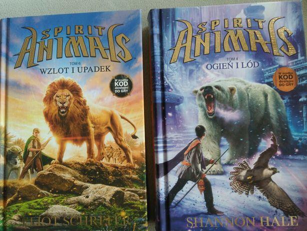 Spirit Animals cz.4 i 6