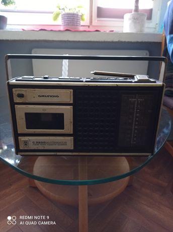 Grundig 3200 radiomagnetofon