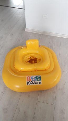Kółko do pływania dla niemowlaka