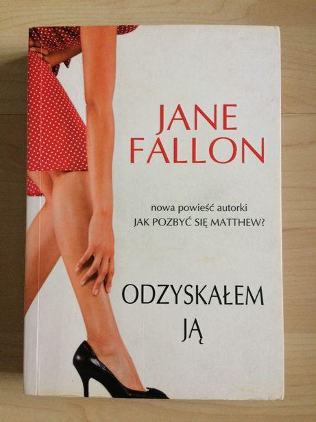 Książka Jane Fallon Odzyskałem ją