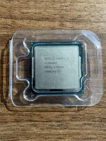 Процессор Intel Core i5 8600KF Coffee Lake