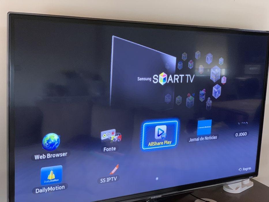 """Smart TV 3D Samsung 46"""" FHD Vila Real (Nossa Senhora Da Conceição, São Pedro E São Dinis) - imagem 1"""