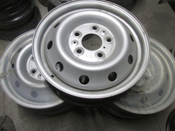 Felgi stalowe nowe 5x130x16''. Fiat, Iveco, Citroen, Peugeot.