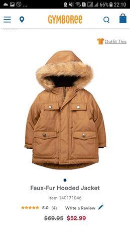 Новая курточка Gymboree, 12-18 мес.