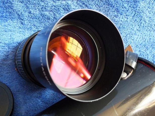Obiektyw Prakticar 2.8/135 MC Pentacon Teleobiektyw + pokrowiec tuba