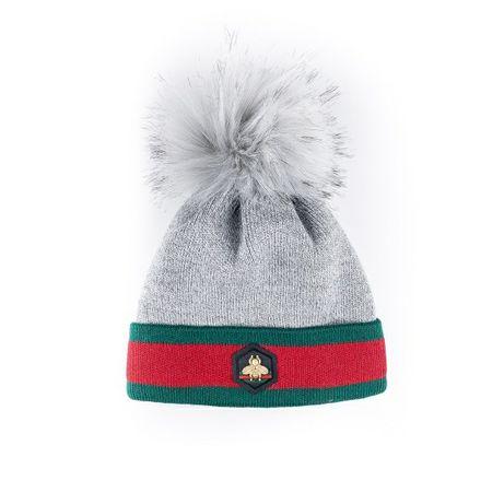 Зимняя шапка 56-58