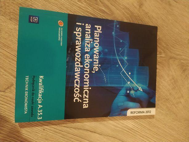 Planowanie analiza ekonomiczna i sprawozdawczość podręcznik
