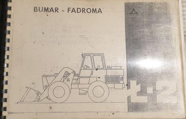 Katalog części zamiennych FADROMA Ł-2 BUMAR
