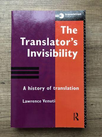 """""""The Translator's Invisibility"""" Lawrence Venuti"""
